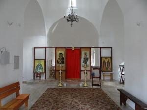 вид внутри храма